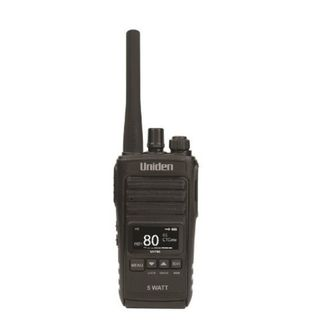 UNIDEN UH755 5 WATT HAND HELD RADIO